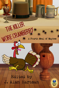 The Killer Wore Cranberry Vol. 4