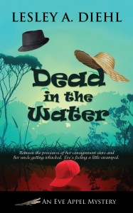 Dead in the Water novel by Lesley Diehl