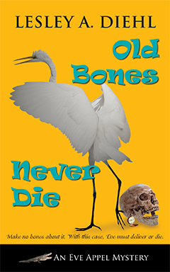 Old Bones Never Die book cover
