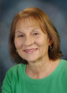 Author Patricia Gligor
