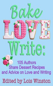 Bake, Love, Write Cookbook