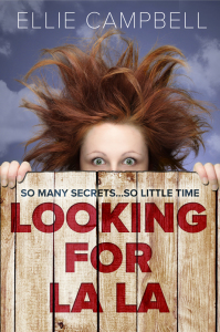 Book cover for Looking for LaLa by Ellie Campbell