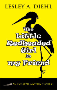 the Little Redheaded Girl is my Friend